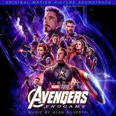 Alan Silvestri – Avengers: Endgame (Original Motion Picture Soundtrack) (2019)